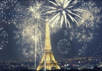 مراسم سال نو میلادی در کشورهای مختلف اروپا (Europe)