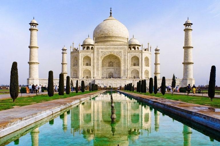 15 جاذبه گردشگری برتر هند (India)