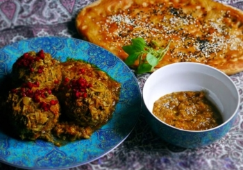 غذاها و خوردنی های محلی و سنتی معروف یزد