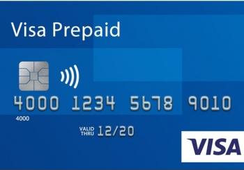 ویزا کارت پیش پرداخت (Prepaid Visa Card)