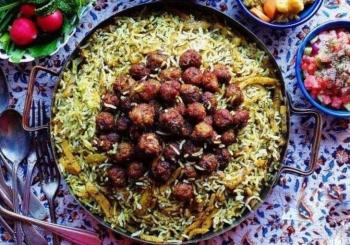 غذاها و خوردنی های محلی و سنتی معروف شیراز