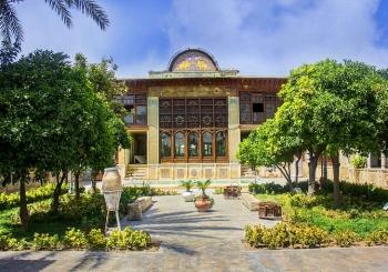 خانه زینت الملوک | خانه مشاهیر شیراز