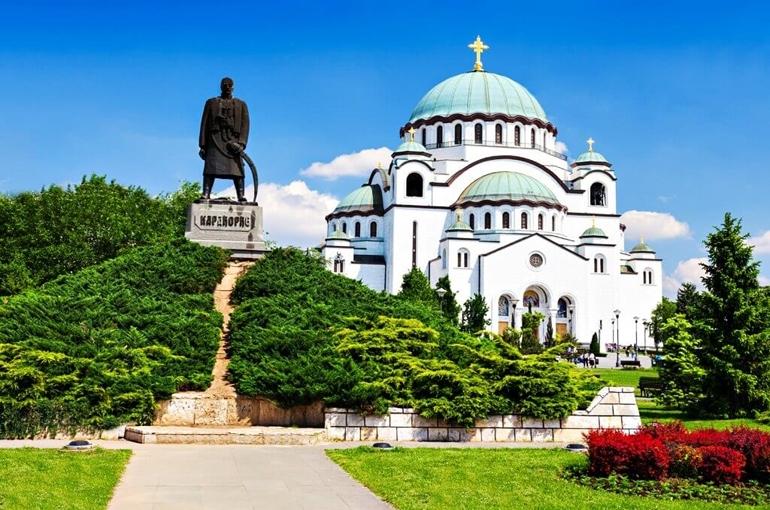 شهرهای توریستی و مکان های معروف صربستان (Serbia)