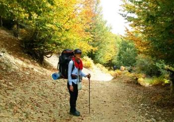 پیاده روی جنگل خلخال به اسالم (قسمت چهارم) | بلوط شوم