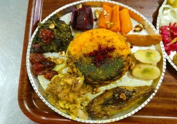 غذاها و خوردنی های محلی و سنتی معروف سمنان