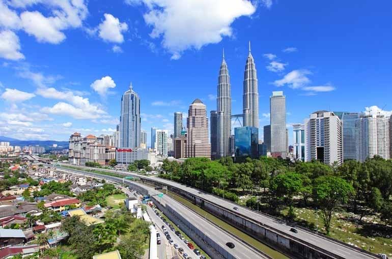 شهرهای توریستی و مکان های معروف مالزی (Malaysia)