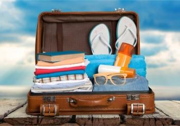 بهترین روش بستن چمدان سفر