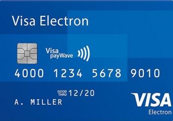 ویزا کارت الکترون (Electron Visa Card)