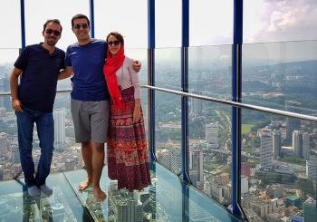 سفرنامه مریم به مالزی (قسمت اول)