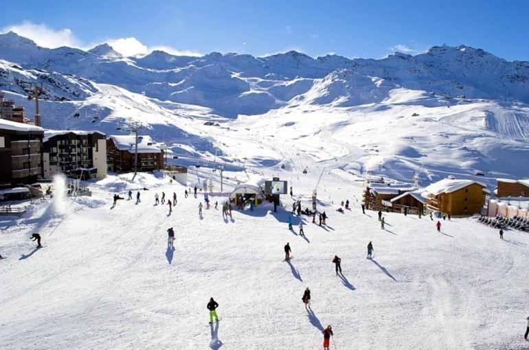 12 پیست برتر اسکی در 10 کشور همسایه ایران