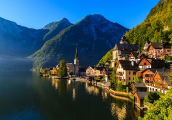 10 جاذبه برتر گردشگری اتریش (Austria)