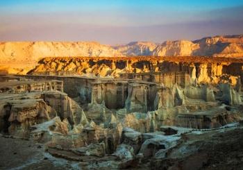 دره ستارگان | عجایب هفتگانه قشم