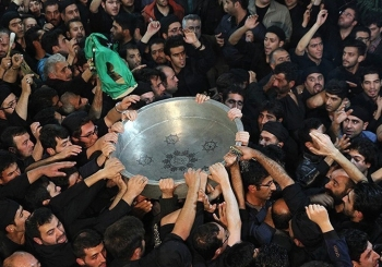 طشت گذاری | آداب مردم آذربایجان در ماه محرم
