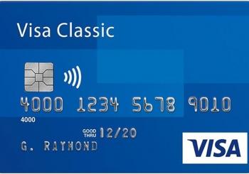 ویزا کارت کلاسیک (Classic Visa Card)