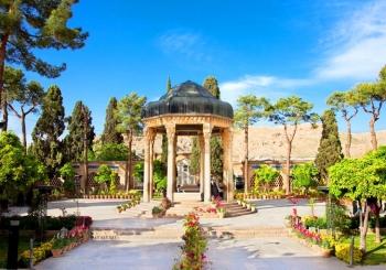 آرامگاه حافظ (حافظیه) | نگین شهر شیراز