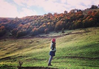 پیاده روی جنگل خلخال به اسالم (قسمت ششم) | بهشت