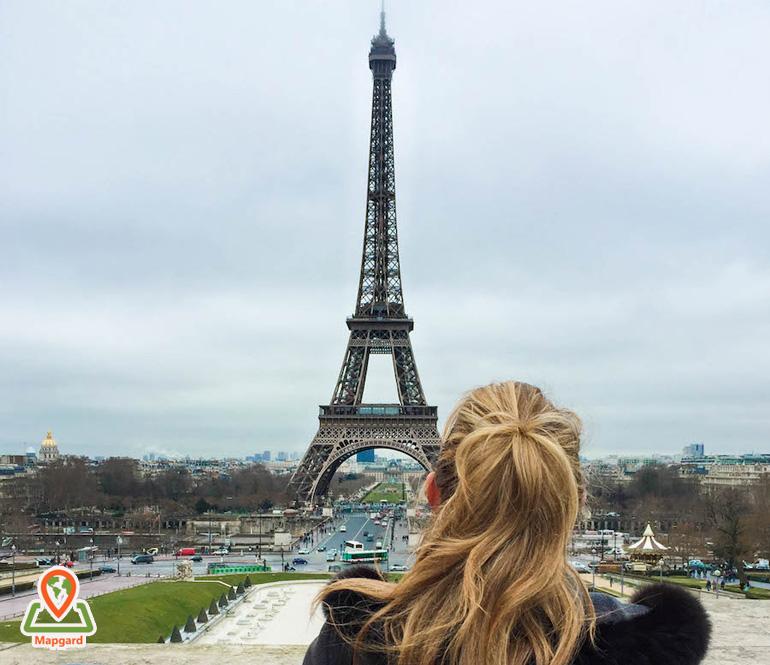 راهنمای بازدید از برج ایفل (Eiffel Tower) | نگین پاریس