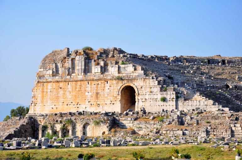 5) میلتوس (Miletus)