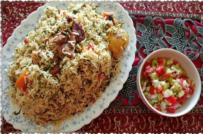 دمپخت شیرازی