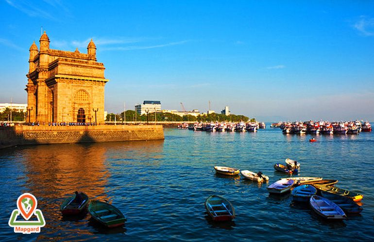 دروازه هند (The Gateway of India)، بمبئی (Mumbai)