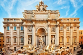 فواره تروی (Trevi Fountain)