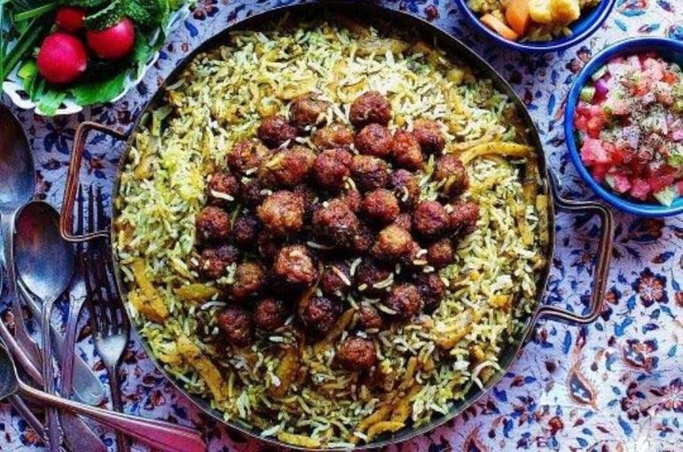 10 غذای محلی و سنتی معروف شیراز