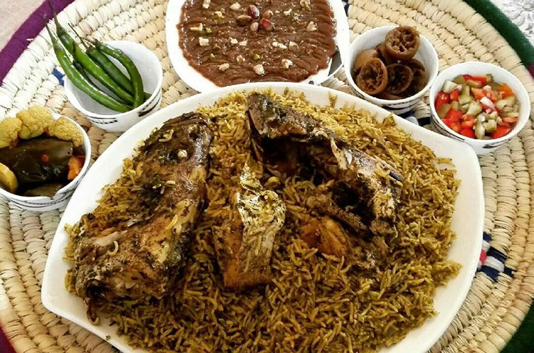 غذاهای محلی و سنتی هرمزگان